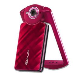 卡西欧(CASIO)EX-TR500/tr500自拍神器数码相机 红色单机版