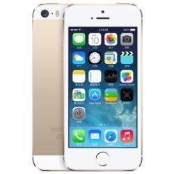 苹果(Apple) iPhone 5s (A1530) 16GB 金色开放版(套餐包含钢化膜+手机壳)