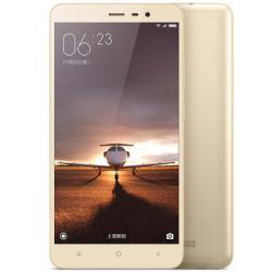 小米 红米Note 3 双网通版 金色 移动联通4G手机 双卡双待