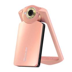 卡西欧 EX-TR550数码相机自拍神器美颜 海棠粉